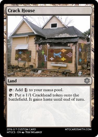 MTG: Detox - Crack House — Steemit